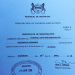 Victory! Botswana gay group is officially registered