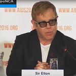 Elton John: Aids won't end if we leave LGBT Africans behind