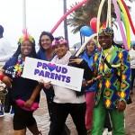 Hundreds brave downpour to celebrate Durban Pride 2016