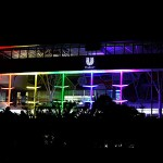 Unilever lights up in rainbow colours for Durban Pride