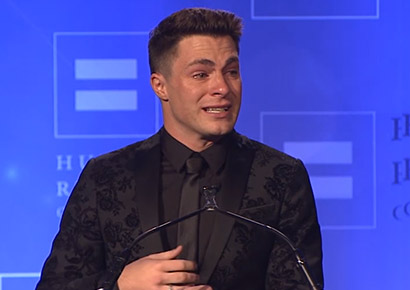colton lesbian singles Colton haynes caused a stir  'when i found out colton haynes had a secret gay past i got so  chloe moretz admits she's 'single and doing good .