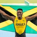 Jamaican gold medal winner hit with anti-gay slur