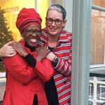 Tutu's daughter welcomes Anglican proposal to allow same-sex civil unions