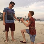 Aww! Another same-sex Olympic marriage proposal in Rio
