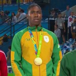 Africa's 2nd LGBT medal! Caster Semenya takes gold in Rio
