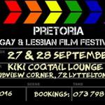 1st Pretoria Pride Gay and Lesbian Film Festival