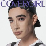Here's the first man to represent the CoverGirl makeup brand