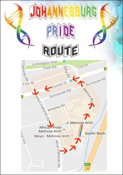 johannesburg_pride_2016_route_map
