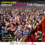 LGBT Pink Tent at JamJozi to raise funds for charity