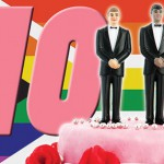Marking ten years of same-sex marriage in South Africa