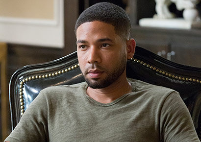 Jussie Smollett on Empire