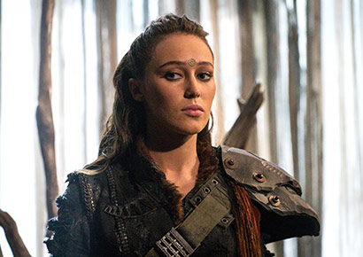 Fans were outraged when the lesbian charater Lexa was killed off in The 100 earlier this year