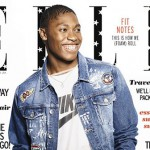 Wow! We're blown away by Caster's new ELLE cover