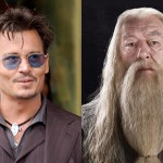 Will Johnny Depp play Dumbledore's love interest?