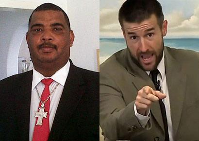 Pastors Bougard & Anderson