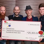 LGBTI community donates funds to Gauteng charity through Conversations JHB events