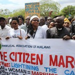 Malawi religious leaders march against homosexuality and abortion