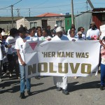 Driftsands LGBTI community take back the streets to honour Vovo (Pics)