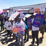 Grace Bible Church throws out LGBTI demonstrators protesting religious homophobia