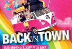 TheClubJHB-BackInTown-Poster