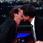 Watch: (More) men kissing takes Hollywood by storm