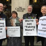 Victory as Church of England rejects homophobic bishop's report