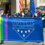Gay military veterans allowed to march in parade after mayor's boycott threat