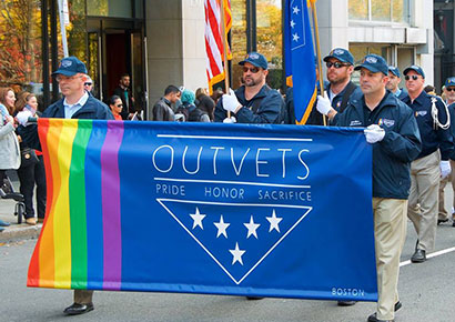gay veterans dating