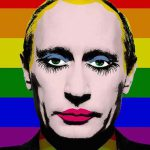 Images of Putin in drag will now get you jailed in Russia