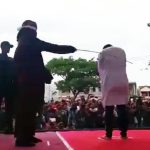 Indonesia | Gay men caned in front of 300 cheering people