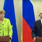 Merkel calls out Putin over Chechnya anti-gay purge