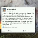 Knysna fires are God's wrath against gays: Pink Loerie responds
