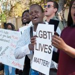 Queer lives matter! Pretoria protests hate crimes