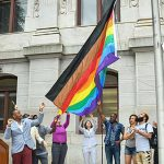 Philadelphia's new rainbow flag divides LGBTQ community