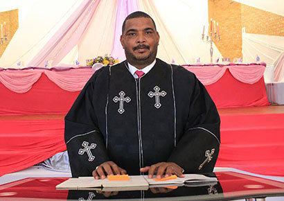 Pastor jailed preaching against homosexuality