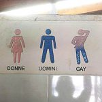 Italy | What, now there are gay toilets?