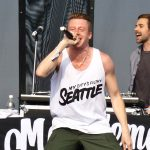 """Imma go harder!"" Macklemore defiant over Aussie Same Love rugby performance"