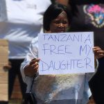 Tanzania arrests | Mom demands daughter's freedom