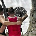 What were they thinking? Gay couple face jail time for naked temple selfies