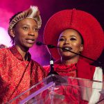 SA's hottest same-sex couple and Amstel honoured at 9th Feather Awards