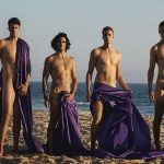 Russia bans naked rowers' anti-homophobia calendar