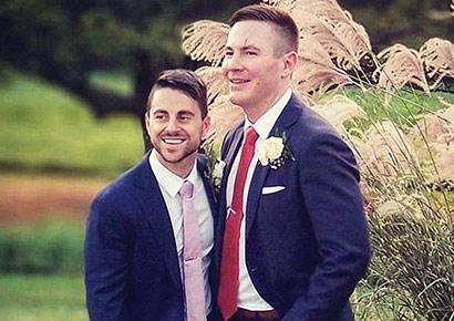 Equal rights homosexual marriage satan