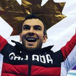 This is the first openly gay man to win gold at the Winter Olympics