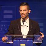 """""""Live fearlessly!"""" Adam Rippon's inspiring speech (video)"""