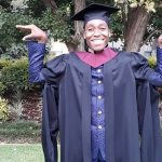 Caster Semenya scores at university graduation