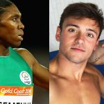 Caster Semenya scores 2nd gold, Tom Daley calls for LGBTIQ equality
