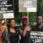 Nigerians march for LGBTI victims of violence in Lagos