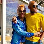 "Somizi's teachable moment on gay love: ""We're both men"""