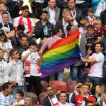 Russia World Cup | Gay couple severely beaten while rainbow flag waved at match