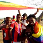 The world's first refugee camp LGBTIQ pride parade in Kenya